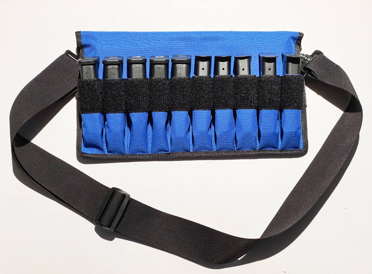 Royal Blue 10 Pack Mag Pouch