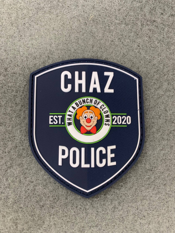 Chaz PD Patch