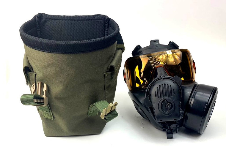 Gas Mask Bag- Olive Drab