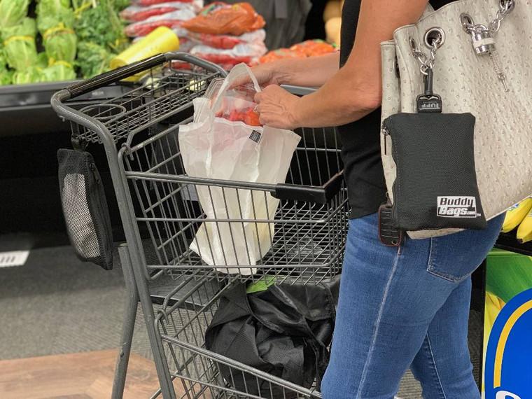 Buddy Bag - One Large Reusable  Buddy Bag. Holds over 100 lbs.