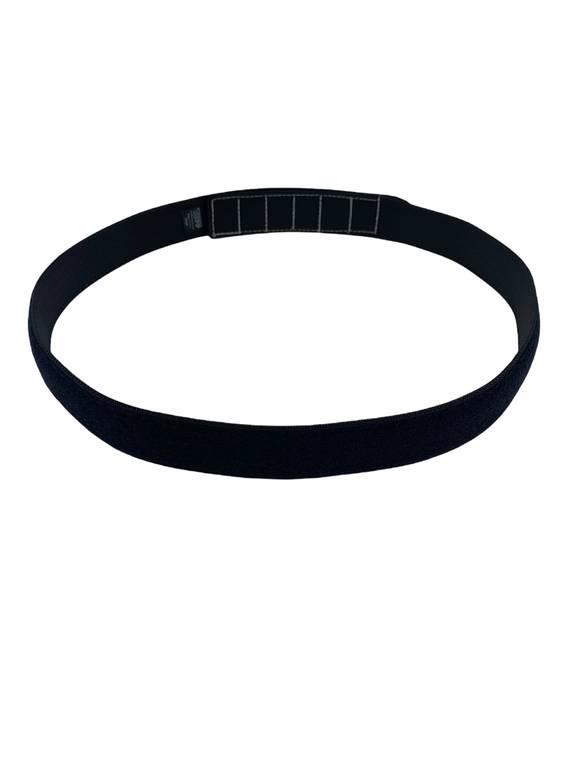 """TUFF 1.5"""" Hook Lined Inner Belt - Trim2Fit- Dive Webbing With Padded Hook- Made in the USA"""