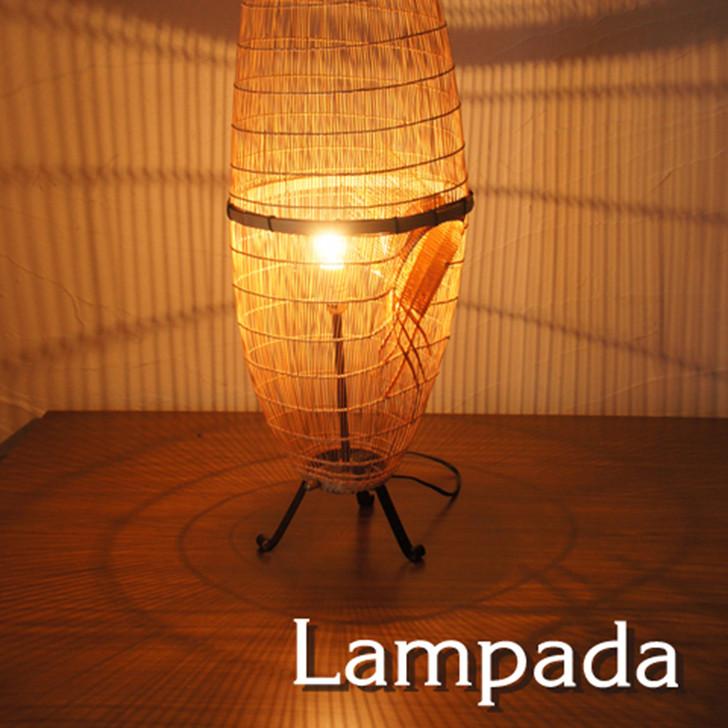 Lampada Bamboo Stand Light IDS116