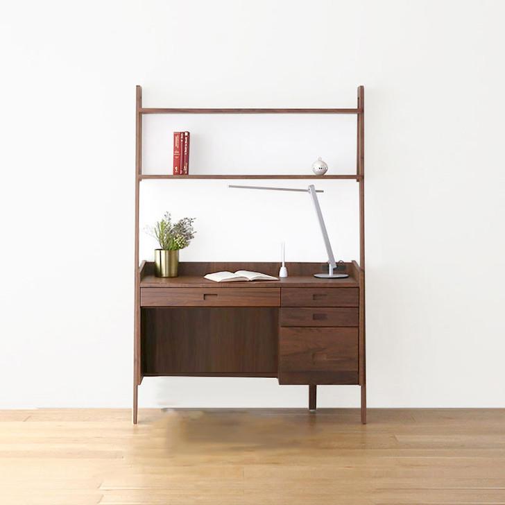 Leiria Desk - Walnut
