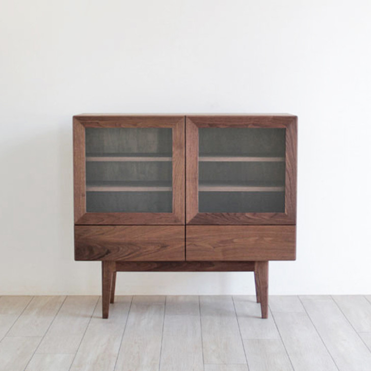 Cresson Collection Cabinet - Walnut