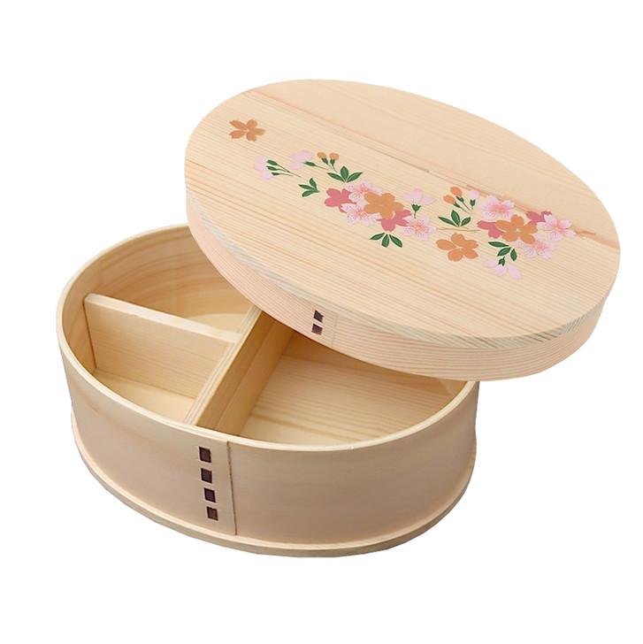 Bento Box Wappu Sakura