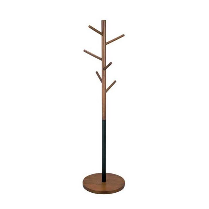 Miyatake Wood Design Pole Hanger Foresta