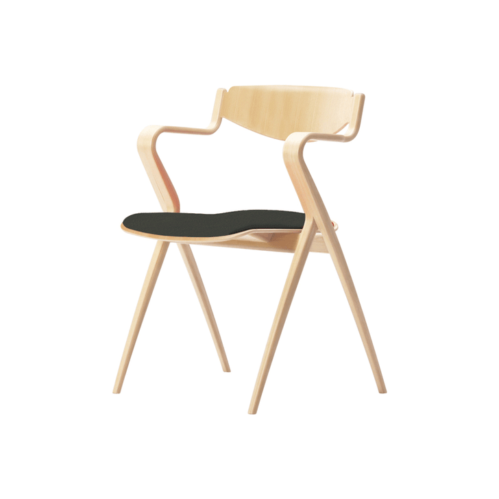 F-3251WB-NT CHAIR (Leather)