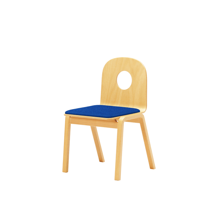 T-3118WB-NT Kids Chair (Leather)