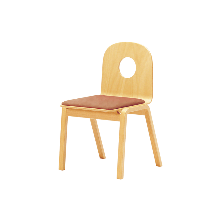 TENDO Kids Chair T-3119WB-NT (Leather)