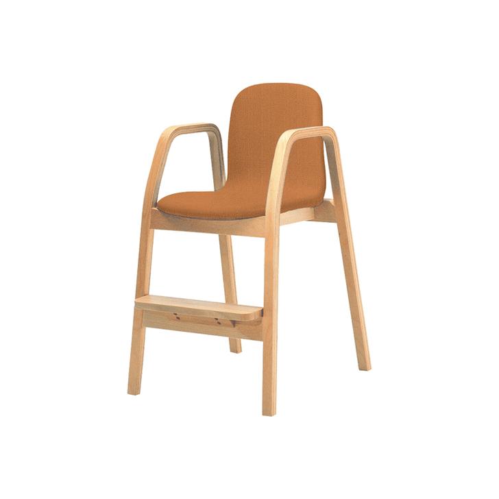 T-5268WB-NT Kids Chair (Fabric)
