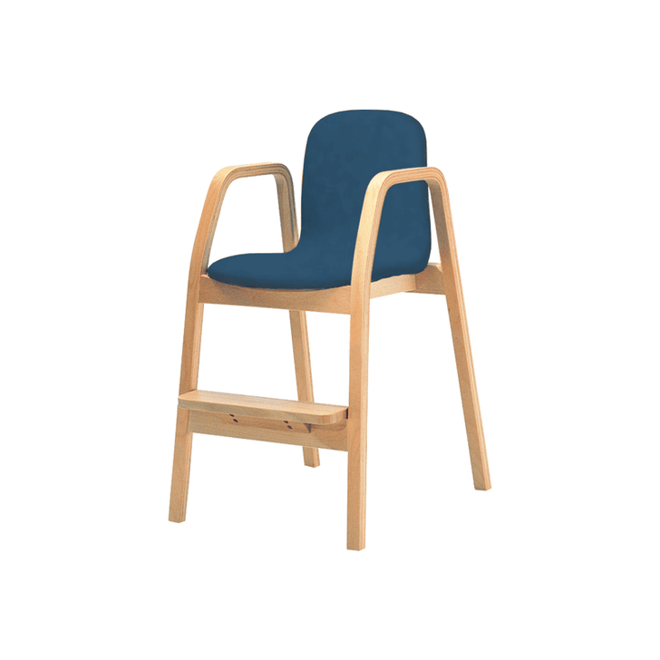 T-5268WB-NT Kids Chair (Leather)