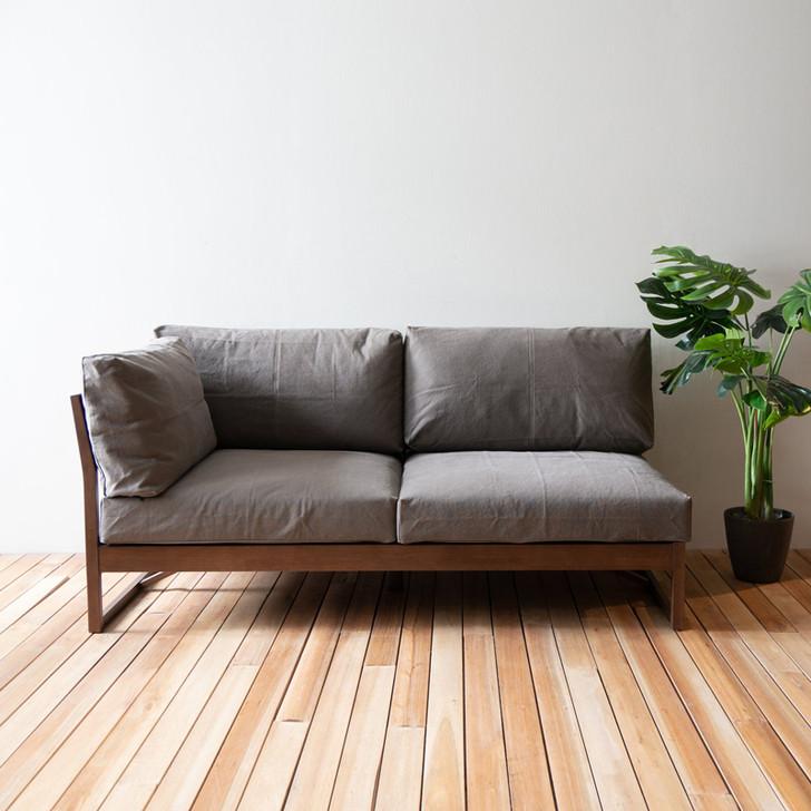 Tocco One Arm Sofa 160
