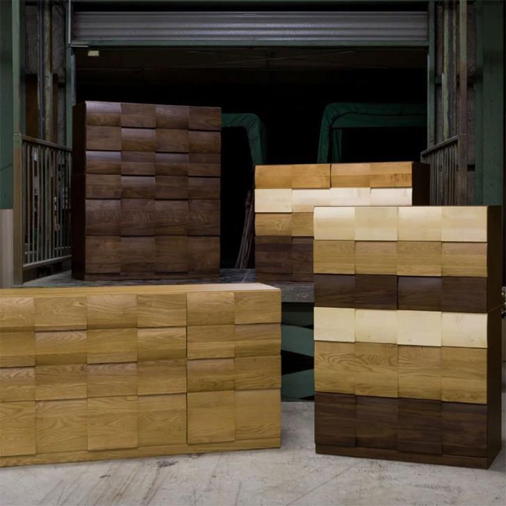 Maruta Popolo Chest (Mix Wood)