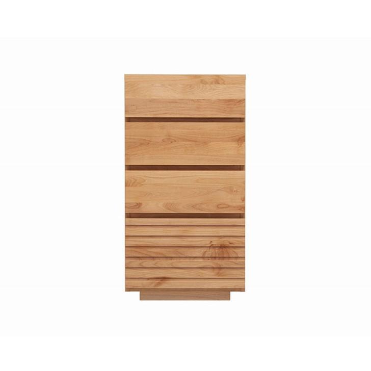 Hotta Slit Cabinet Drawer-Natural