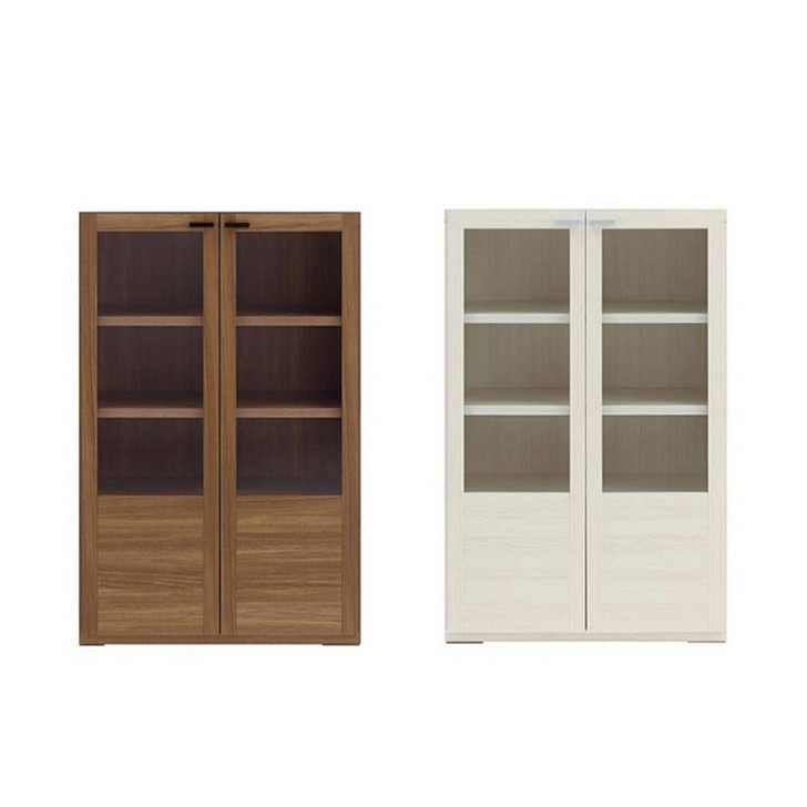 Funamoco Living Shelf Glass Door