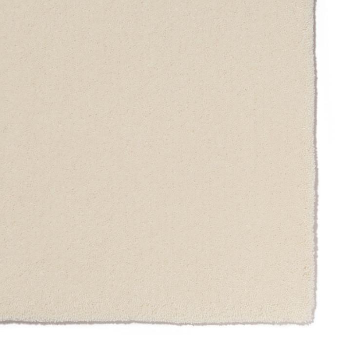 (LOCAL WOOLEN CARPET) White