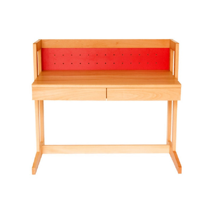 Sugikoujou MUCMOC Desk Red
