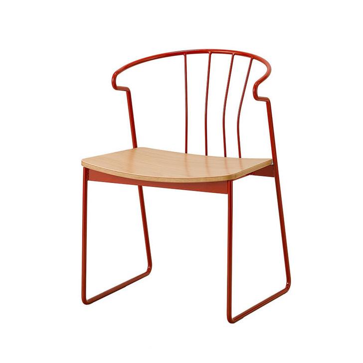 Felice Wooden Chair