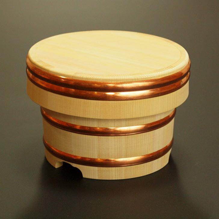 Edo Ohitsu Rice Container