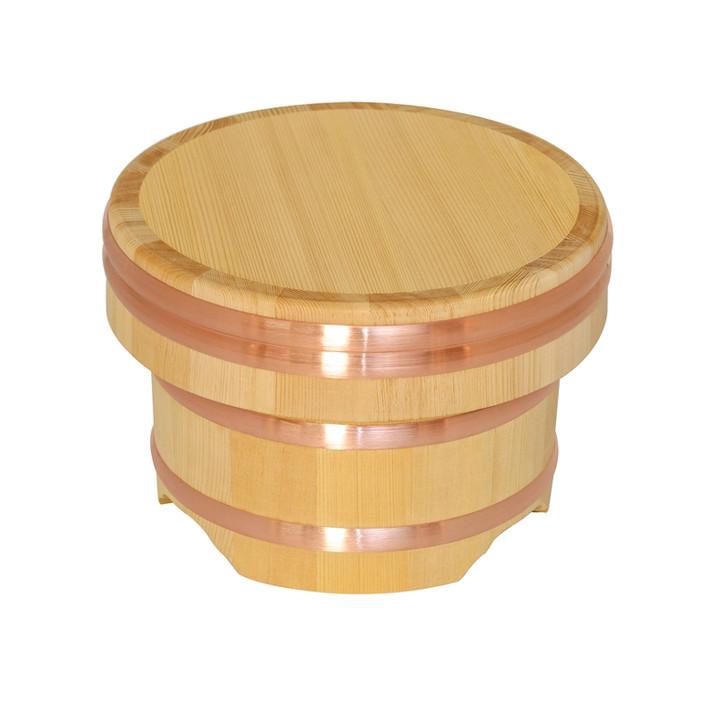 Edo Ohitsu 1 Shaku Rice Container