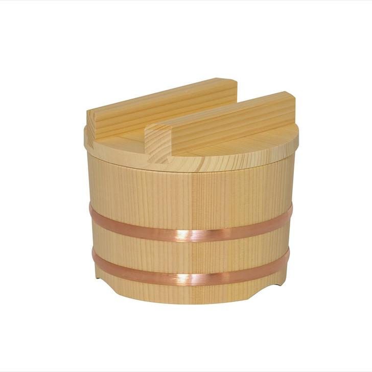Mini Ohitsu Rice Container