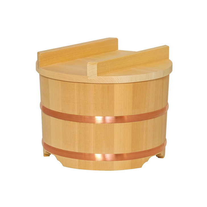 Nose Lid Ohitsu Rice Container