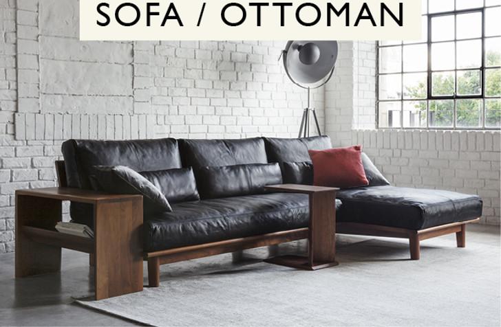 NAGANO Sofa/Ottoman Series