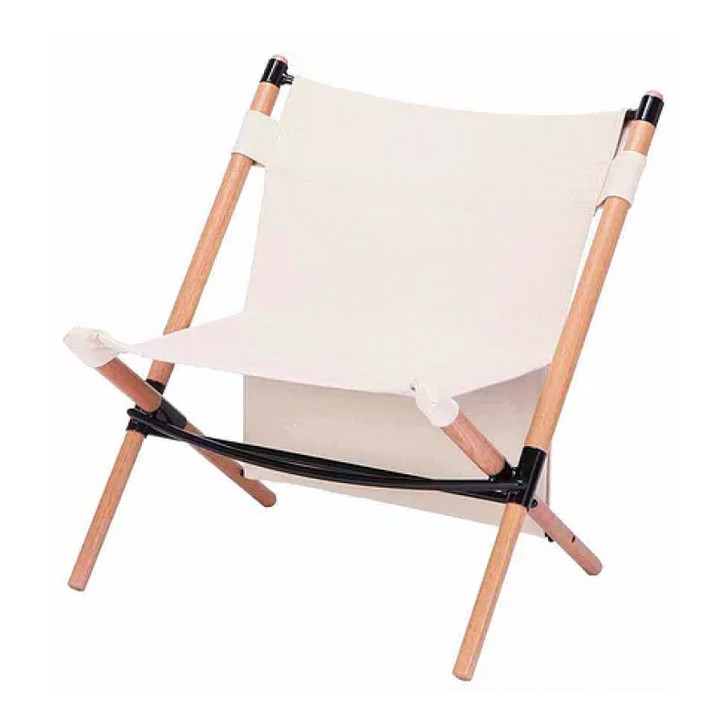 Pole Low Chair WH