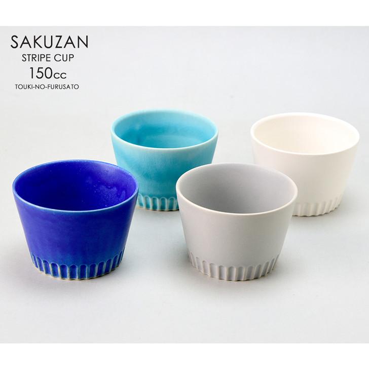 SAKUZAN Stripe Cup