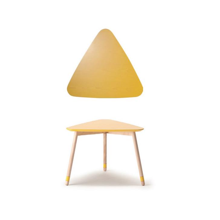 MOBEL Palapeli Table Triangle