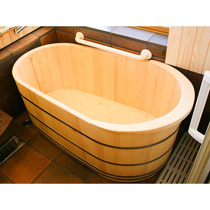 SHIMIZU Wooden Bath - Japanese Modern Type