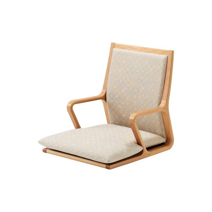T-5556MP-NT Floor chair (Fabric)