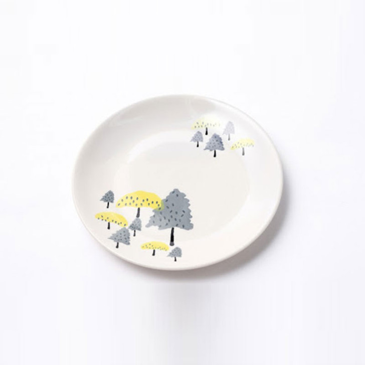 Clement Hand Painted Appertize Plate