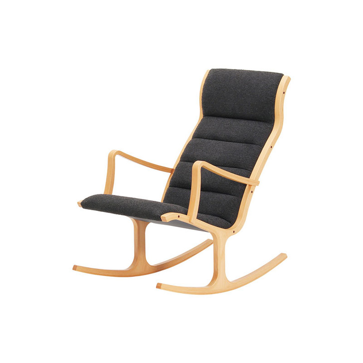 S-5226WB-NT Rocking Chair (Leather)