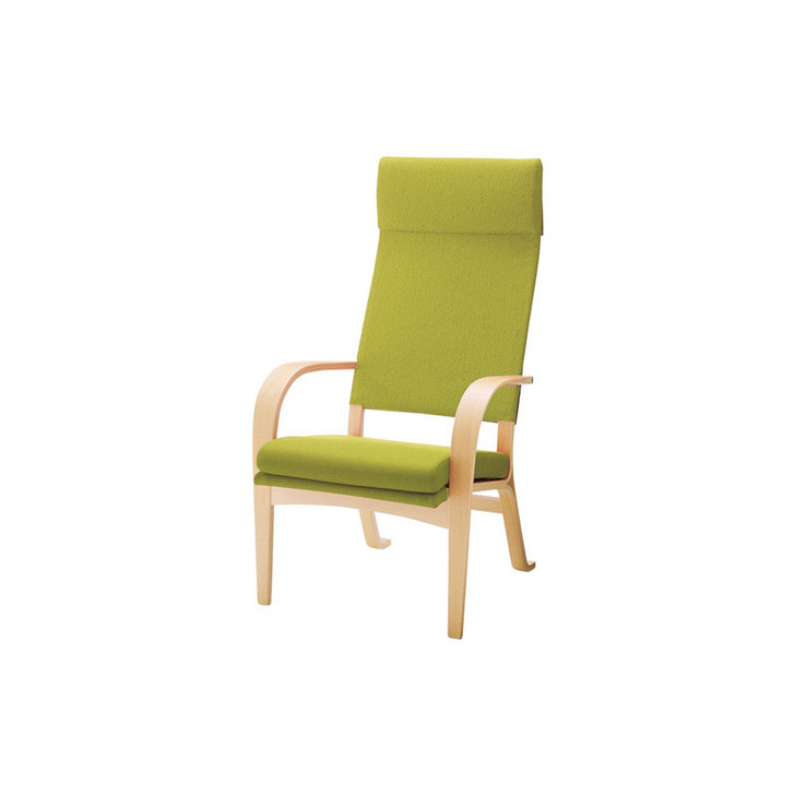 T-3208WB-NT High back Chair (Fabric)