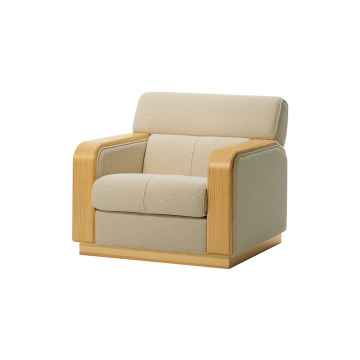 F-5337SG-NT 1P Sofa (Fabric)