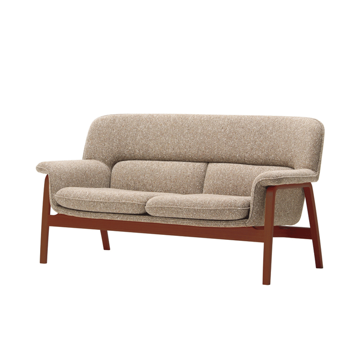 TENDO Sofa T-3160NA-BW (Leather)