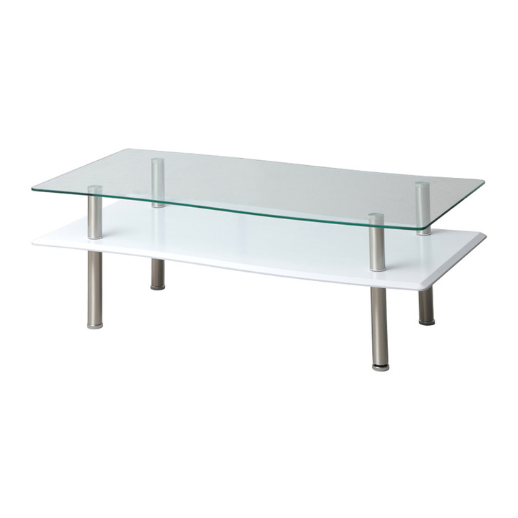 Breeze Living Table-White