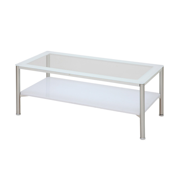 Cool White Coffee Table