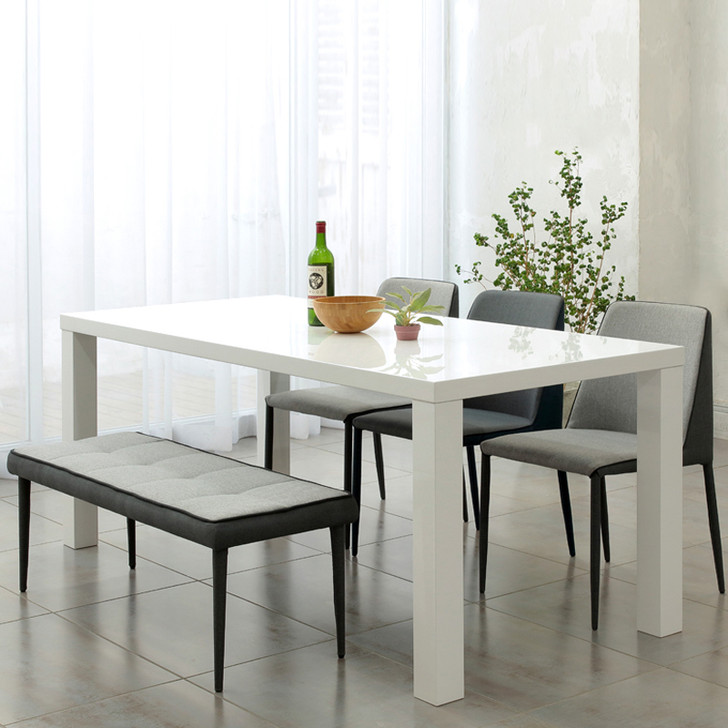 Snow Dining Table 180