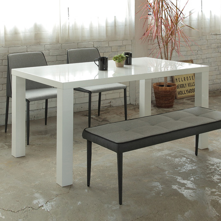 Snow Dining Table 140