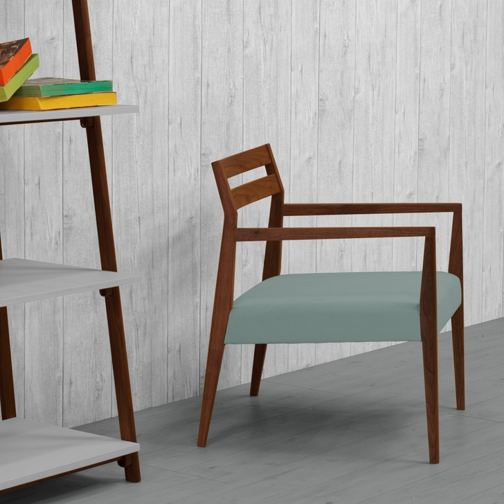 LOWEL Lounge Armchair