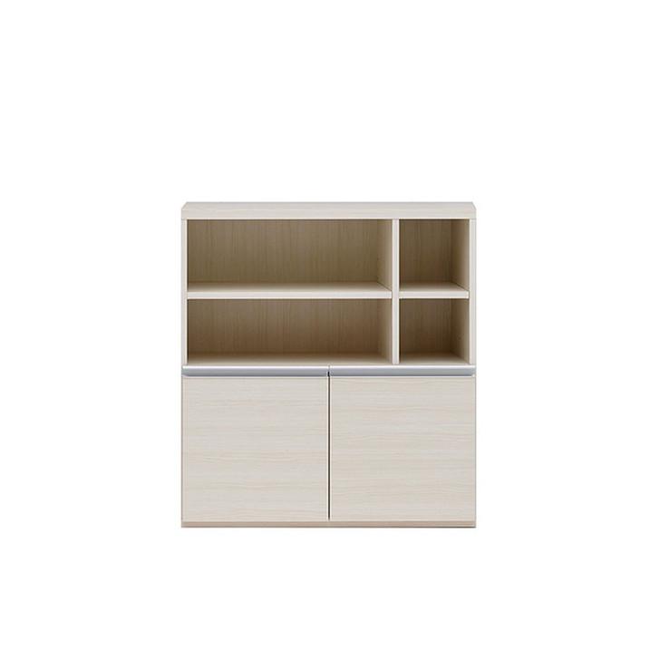 Funamoco Entrance Cabinet 91H White Wood
