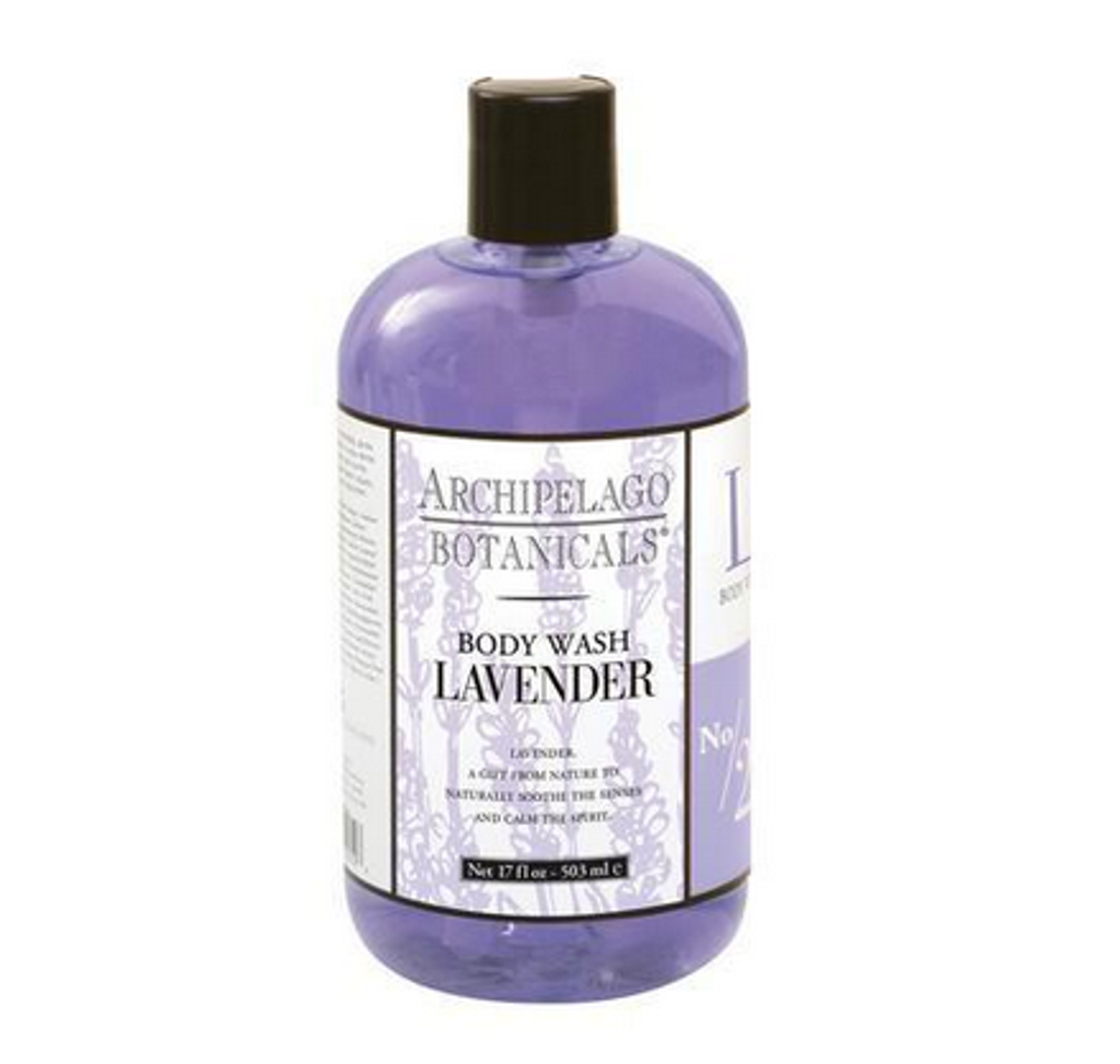Archipelago - Lavender Body Wash