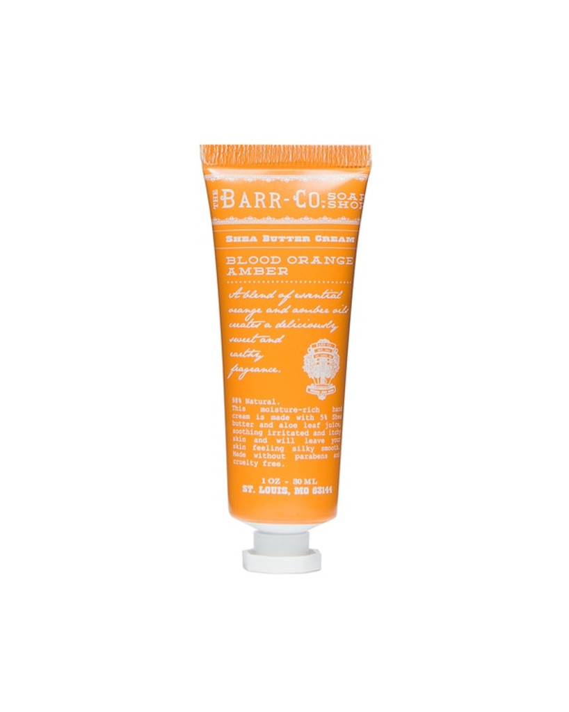 Barr-Co Hand Cream Blood Orange Amber