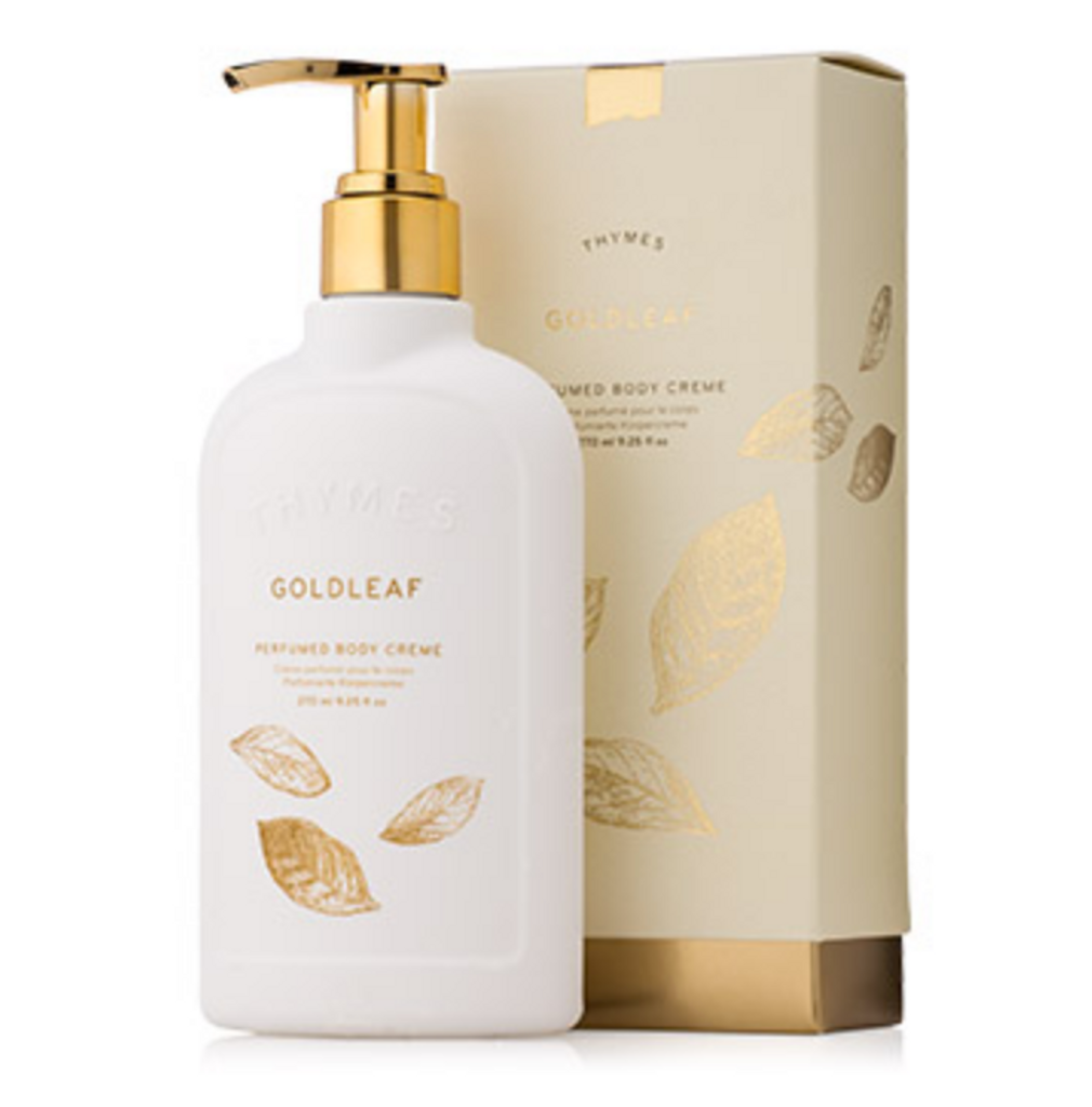 A rich and luxurious creme enriched with sunflower and safflower oils. The exquisite Goldleaf formula soothes with aloe vera and moisturizes with honey while bee pollen extract provides nutrients. Beloved by fans for over 30 years.