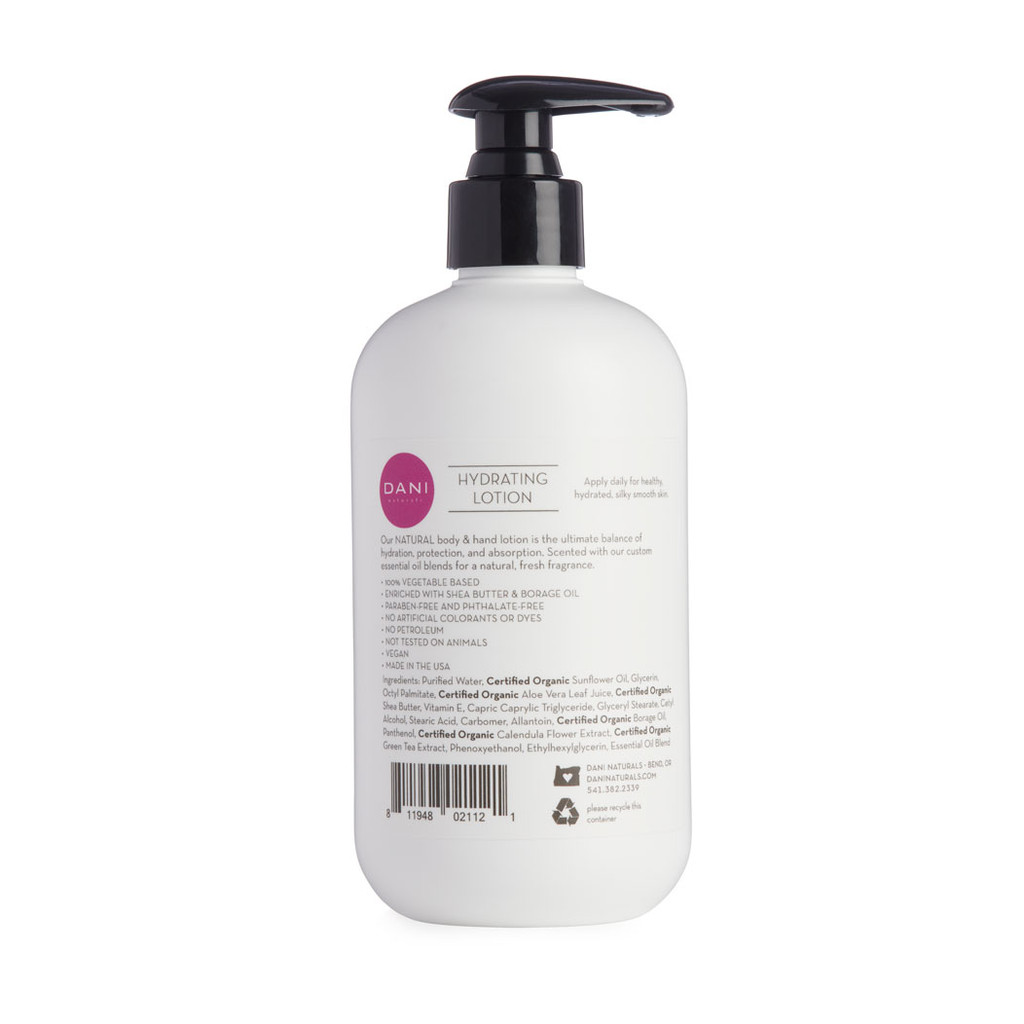 Passion Fruit Hydrating Lotion by Dani Naturals