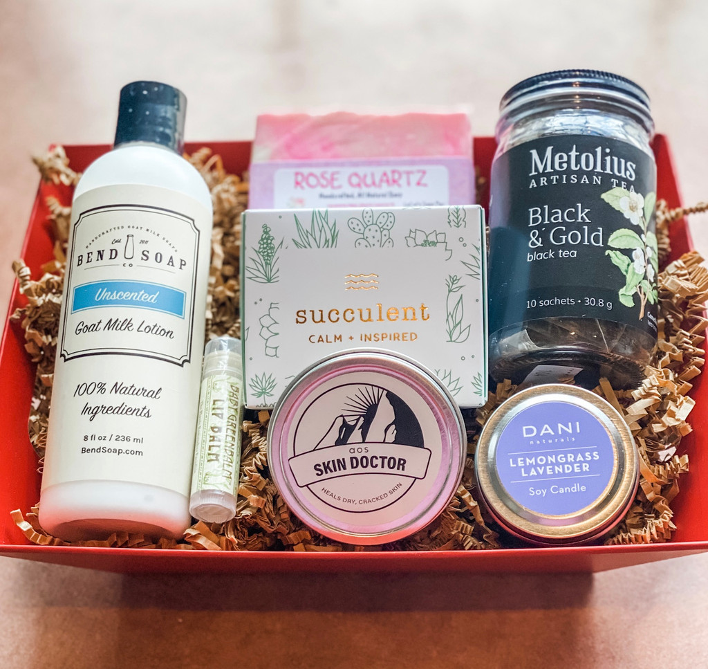 love local gift basket