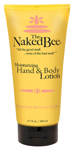 Naked Bee Grapefruit Lotion