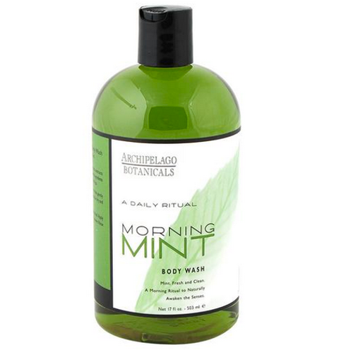 Archipelago - Morning Mint Body Wash